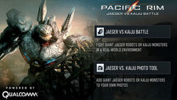 Pacific Rim Kaiju Battle Profile