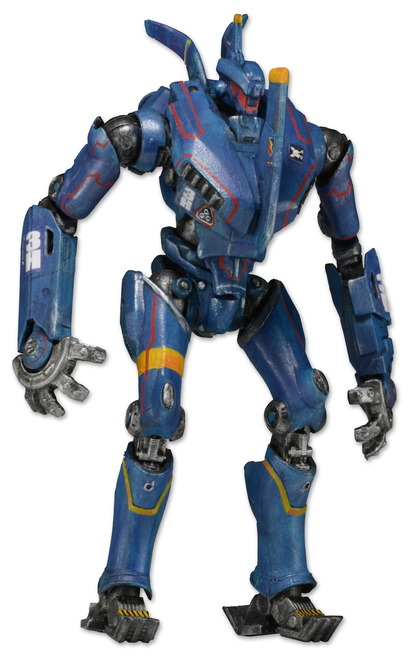 Romeo Blue (Action Figure) Series Five | Pacific Rim Wiki ... Pacific Rim Jaeger Romeo Blue