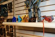 Chibi Replica Figures