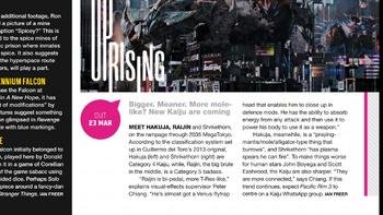 EMPIRE Magazine (Uprising Kaiju)