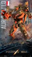 Auric Guild Jaeger