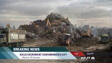 Kaiju Excrement