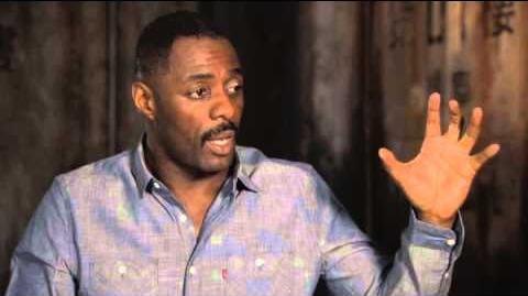 Idris Elba Interview Pacific Rim - Charlie Hunnam, Guillermo del Toro, Rinko Kikuchi (2013)