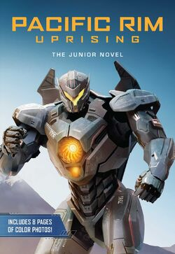 Pacific Rim Uprising (Junior Novel)