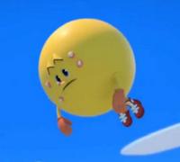 Balloon Pac-Man