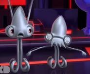 Professor Pac Alien and Apex 04