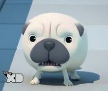 Pac-puppy