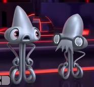Professor Pac Alien and Apex 02