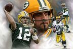 Aaron Rodgers art