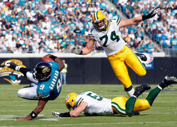 Packers at Jaguars