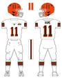 Browns alternate uniform