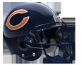 Bears helmet