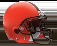 Browns REAL helmet