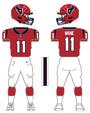 Texans alternate uniform