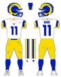 Rams alternate uniform