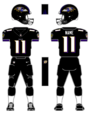 Ravens alternate uniform