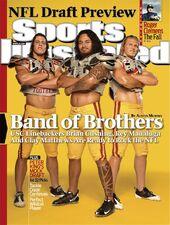 SI 2009 USC Linebackers
