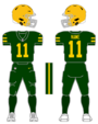Packers alternate uniform