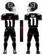 Falcons color uniform