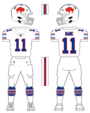 Bills alternate uniform
