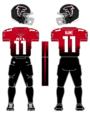 Falcons alternate uniform