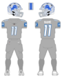 Lions alternate uniform