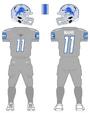 Lions alternate uniform