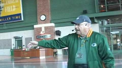 Take a Tour of Historic Lambeau Field