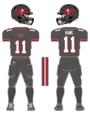 Buccaneers alternate uniform