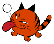 Puss-pellet