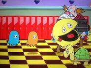 Mad Pacman Cartoon Network