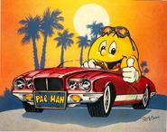 Pacman-car-pat-mcmahon