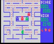 Pac-Man System Fairchild (Channel F)
