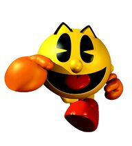 Pac-Man in Pac-World 3