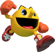 Pacster Running (Pac-Man Dash! Official Render)