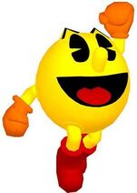Pac-Man in Pac-World 1