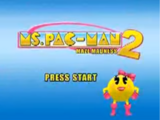 Ms. Pac-Man Maze Madness 2