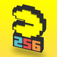 PAC-MAN 256 - Endless Arcade Maze Square Icon