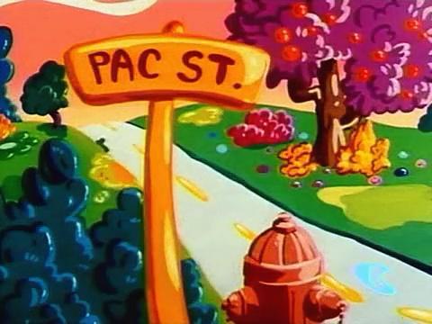 Pac-Baby Panic