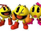 Pac-Man's Family