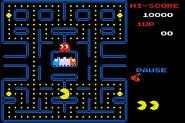 Classic NES Series - Pac-Man (GBA) (mGBA 0.5.2)