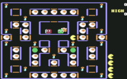 76849-super-pac-man-commodore-64-screenshot-stage-1