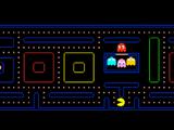 Pac-Man Google Doodle