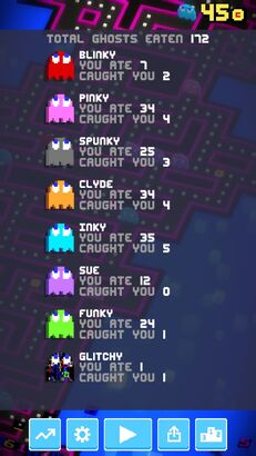 Pac-Man 256 Ghosts