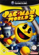 Pacman world 3 box