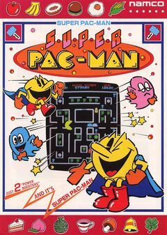 Superpacman flyer