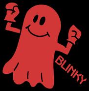 Blinky-pacmania