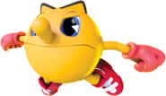 Pacster Leaping with Closed Mouth (Pac-Man and the Ghostly Adventures 2 Official Render)