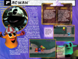 Pac-Man (SNES Bike)