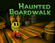 Haunted Boardwalk